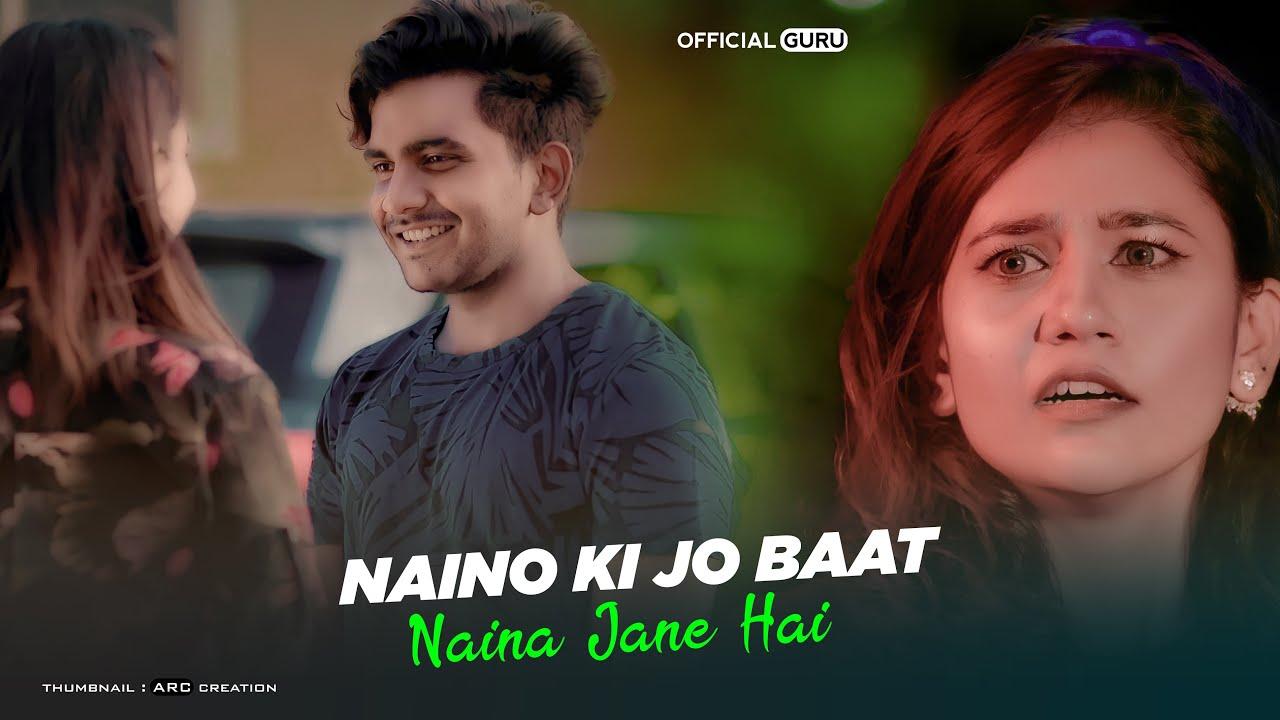Naino Ki Jo Baat Naina Jaane Hai   Sad Love Story   Hindi Song   GURU & Ashwini