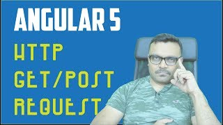 Angular 4/5 HTTP GET and POST requests tutorial