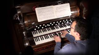 Prelude and Fugue in A Minor (BWV559) - Bach/Krebs - Dominon Orchestral Reed Organ