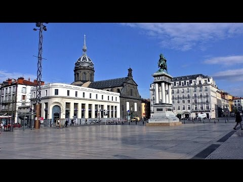 Clermont-Ferrand, France / Ville, city tour, guide, visitar, cuidad, turismo, travel, tourism, visit