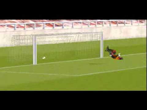 SUPER SHOT SOCCER FUTBOL CON PODERES Brazil 1 vs. Alemania 3