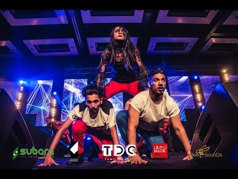 Brunel University | Tamil Dance Championship 2017 | Live show | #TDC2017