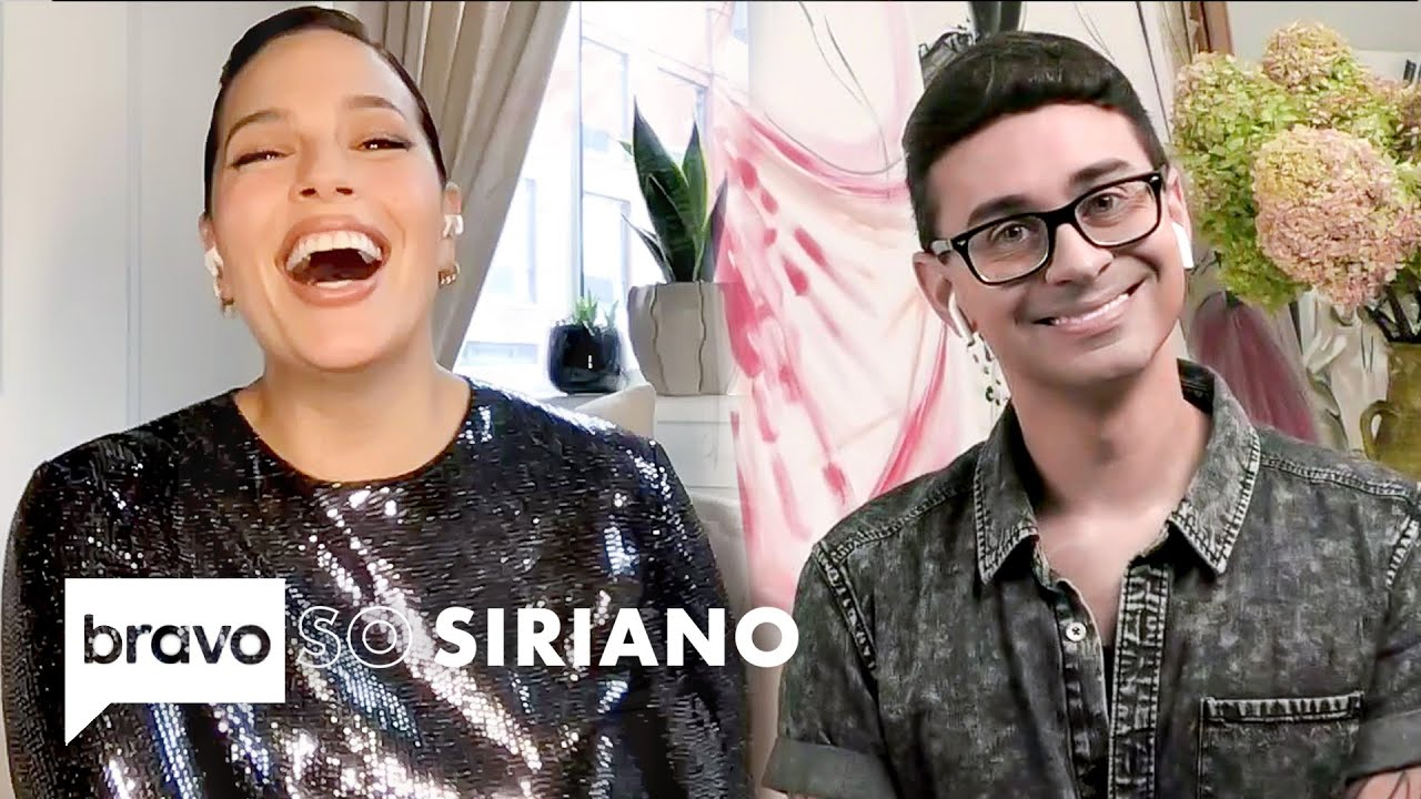 Ashley Graham Describes When She and Christian Siriano