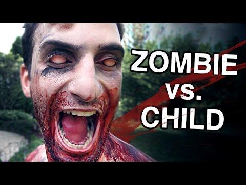 Zombie Vs. Child