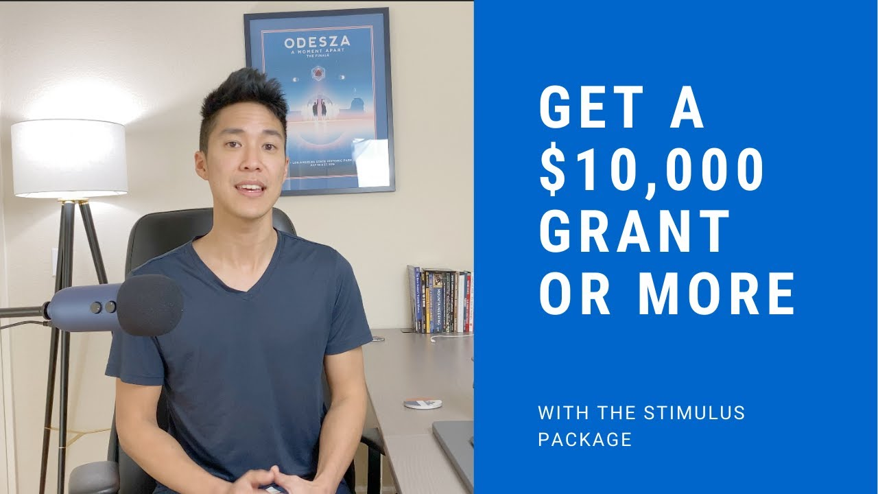 How to Get a $10,000 Stimulus Check For Your Online ...
