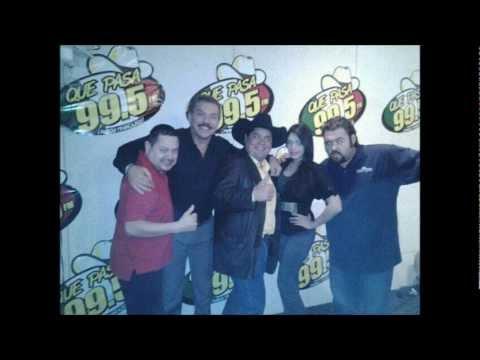IGUAL DE AFORTUNADO HUGO DANIEL EN 99.5 FM MACALLEN TEXAS QUE PASA RADIO