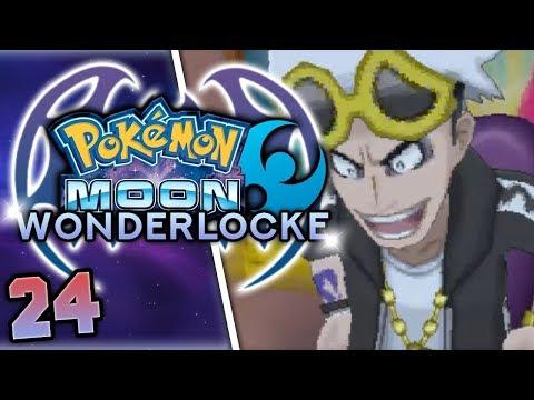 YA BOY GUZMA'S BACK IN PO TOWN! Pokemon Moon Wonderlocke Part 24 w/ HDvee