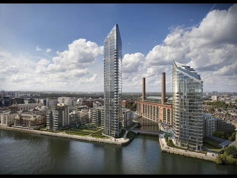 Chelsea Waterfront | Unique Homes in River Thames
