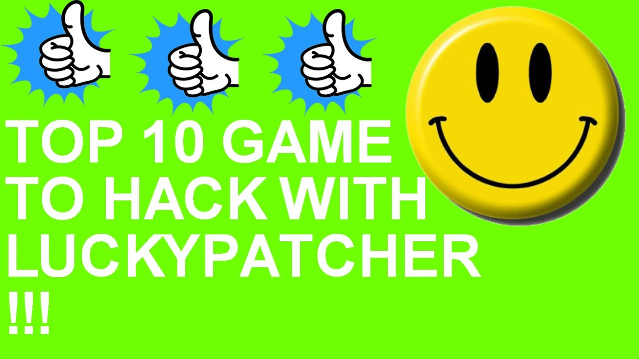 List Of Games You Can Hack With Lucky Patcher 2017