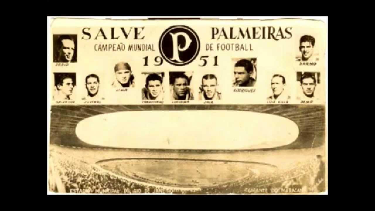 Copa Rio 1951 - Palmeiras 2 x 2 Juventus - Verdão Campeão Mundial !  (COMPLETO) - YouTube 2c81476da38f1