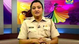 'Rasta Vahatuk Suraksha' _ 'रस्ता वाहतूक सुरक्षा'