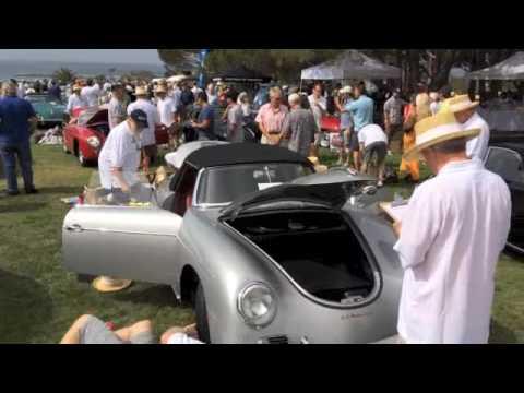 1959 Porsche Convertible D Vintage