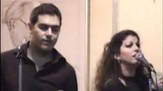 The lady loves me - Natalie Rassoulis, Constantinos Stefanis