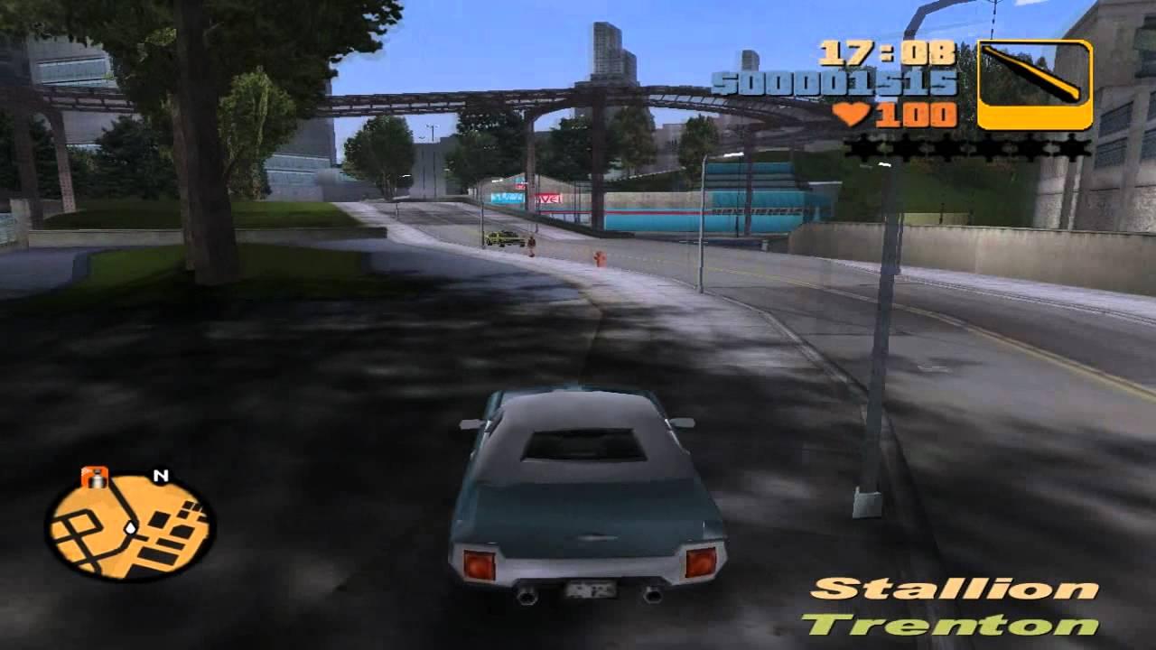 GTA 3 - PC - Mission #3 - Don't Spank Ma Bitch Up