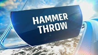 2016 PAC-12 Men's Hammer Throw