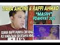 Tiara Andini & Raffi Ahmad - Masih  At Dahsyat 2021 ❗ REACTION!