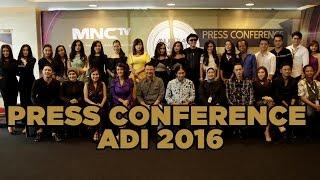 Press Conference ADI 2016 (Ayu Ting Ting, Julia Perez, Duo Serigala dll)