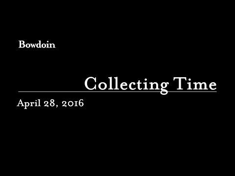 "Jon Ippolito and Richard Rinehart: ""Collecting Time"""