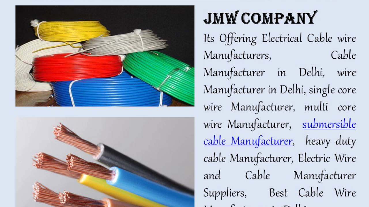best cable wire manufacturers in delhi youtube rh youtube com Home Wiring Conduit Home Coax Wiring