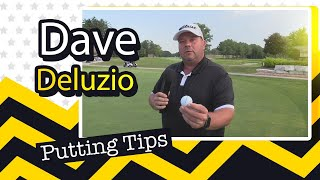 Putting with Dave Deluzio