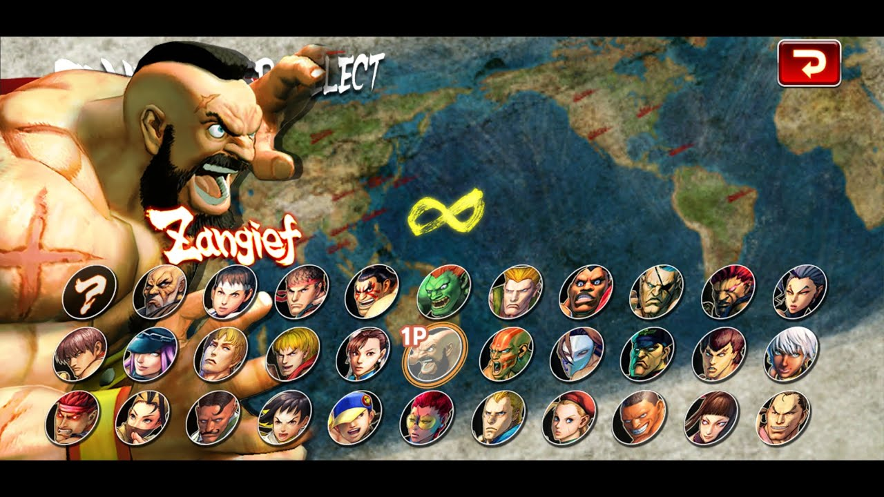 Street Fighter 4 Champion Edition MOD APK Unlocked All Characters Android  Gameplay | 60 FPS