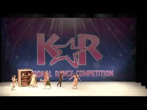 Contemporary Competition Small Group-East County Performing Arts Center