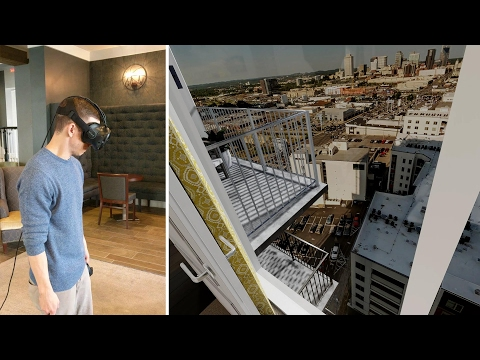 High-End Virtual Reality for Real Estate