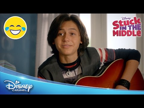 Stuck in the Middle | 3 Minute Limit | Official Disney Channel UK
