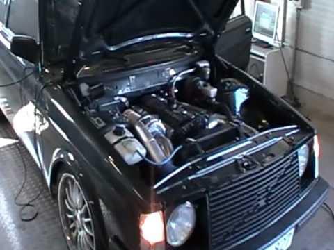 Mappning Volvo 242 t5 - YouTube