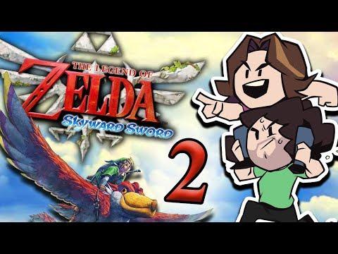 Skyward Sword: Zelda's Daddy - PART 2 - Game Grumps