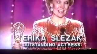 Erika Slezak Wins Outstanding Lead  Actress