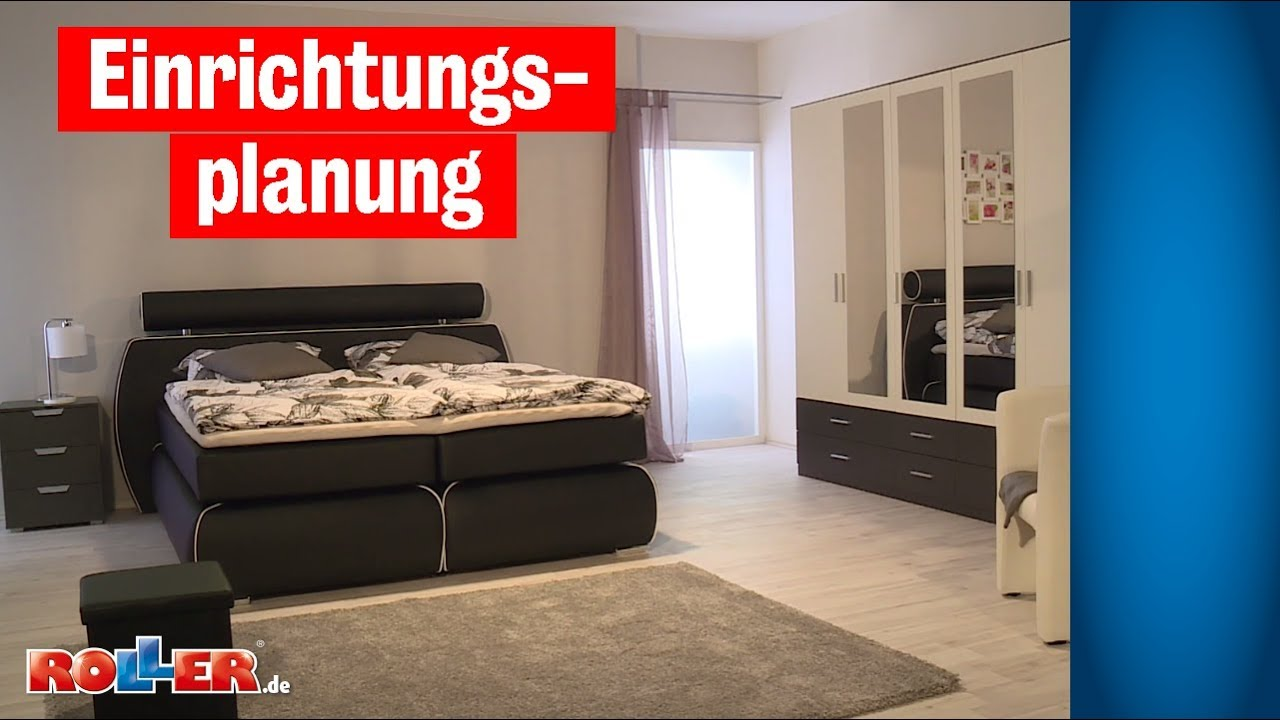 einrichtungsplanung schlafzimmer f r unter euro. Black Bedroom Furniture Sets. Home Design Ideas