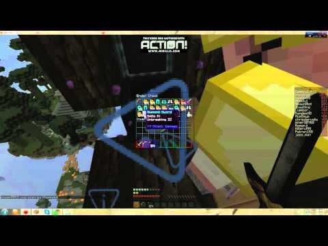 Minecraft:SkyPvp #4 Bglen salvatorul.