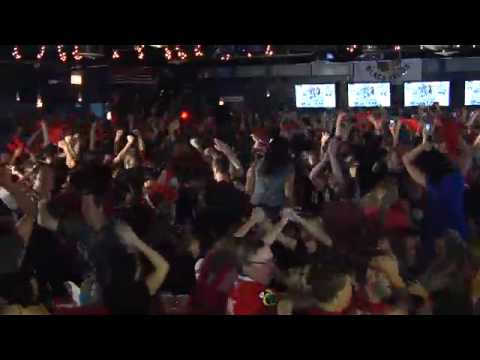 Joe's Bar In Chicago: Kane wins it!