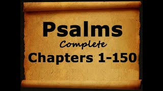 Bible Book 19. Psalms Complete 1-150, English Standard Version (ESV) Read Along Bible