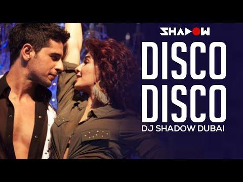 Disco Disco | Remix | A Gentleman | DJ Shadow Dubai | Sidharth | Jacqueline | 2017