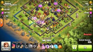 israeli clash of clans - push from champion 1 to titan 1 E02