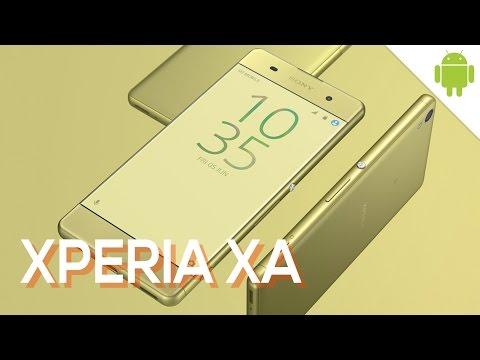Sony XPERIA XA: la recensione di HDBlog.it