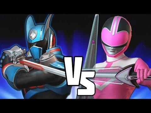 Power Rangers Battle For The Grid Shadow Ranger Vs Jen Scotts