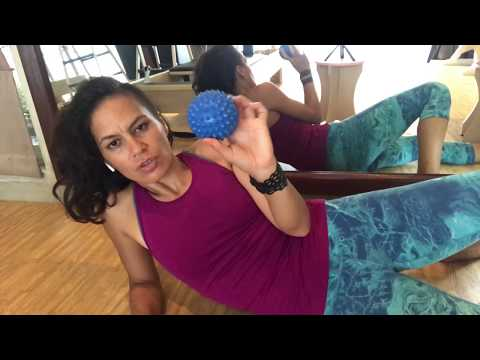Release your body's Freedom - HIP FLEXOR RELEASE with AWARENESS (RWA)