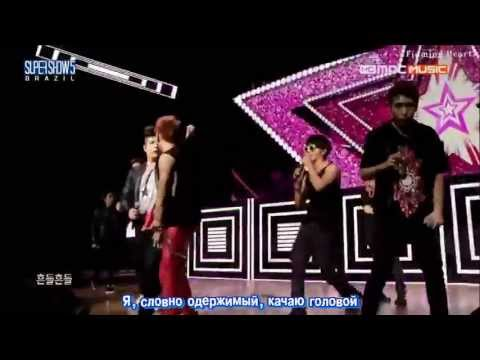 130620 Super Junior   Rockstar SS5 Brazil] (рус саб)