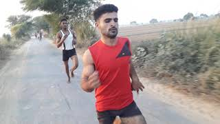 running workout for men in hindi
