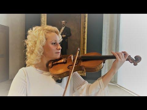 Pablo de Sarasate's violins. A short documentary with live performances  by Nicole Crespo ODonoghue