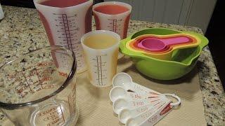 видео Меры веса в домашних условиях | Официальный сайт кулинарных рецептов Юлии Высоцкой