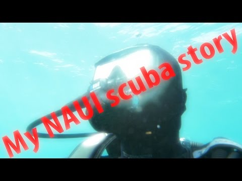 """My Naui Scuba Story """" How I Almost Gave Up On Being A  Scuba Diver"""""""