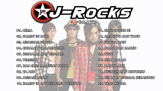 J-ROCKS FULL ALBUM 🔵 MUSIK 24 JAM INDONESIA