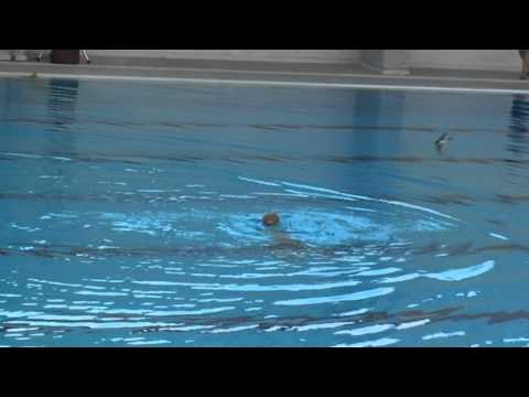 SYNCHRO GREECE - AGES 12 AND UNDER - SOLO 3 - 2011 (MARILENA)
