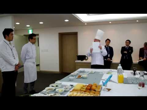 Korean Air Meals. Chef interview, organic farm visit and business class flights!