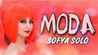Gambar cover SOFYA SOLO - MODA (OFFICIAL MUSIC VIDEO)