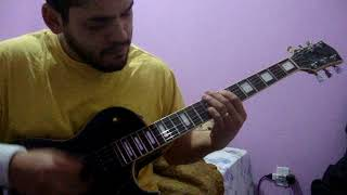 Course Of Fate - Amorphis Guitar Cover With Solo (108 of 151)